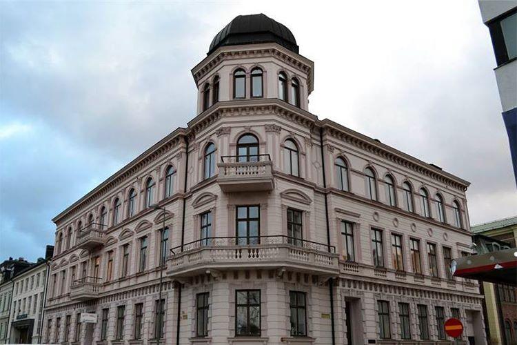 Fastigheten i Helsingborg