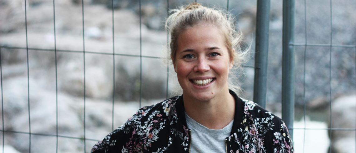 """Fastighetsprofilen Anna Svensson: """"Nästa steg är att bygga hela fastigheter i material som kan ta tillvara på solenergin"""""""