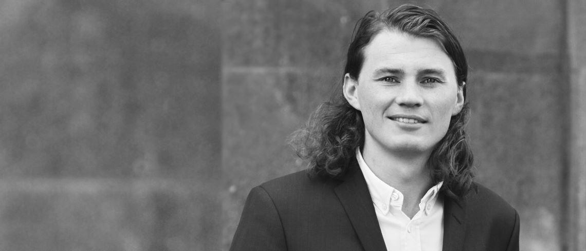 """Fastighetsprofilen Petter Bengtsson: """"Det gäller att redan idag hitta affärsmodeller som fungerar i framtiden"""""""