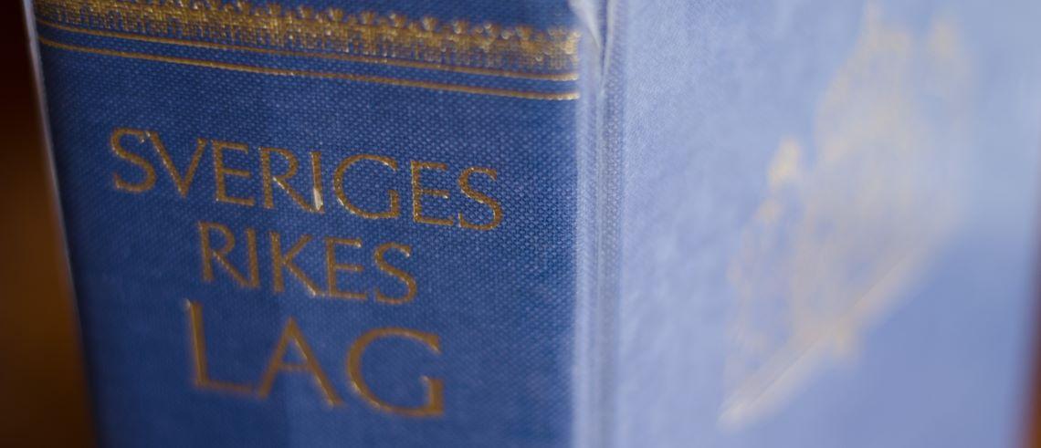 Svenska lagar som direkt gäller i Finland - Om 1734 års handelsbalk
