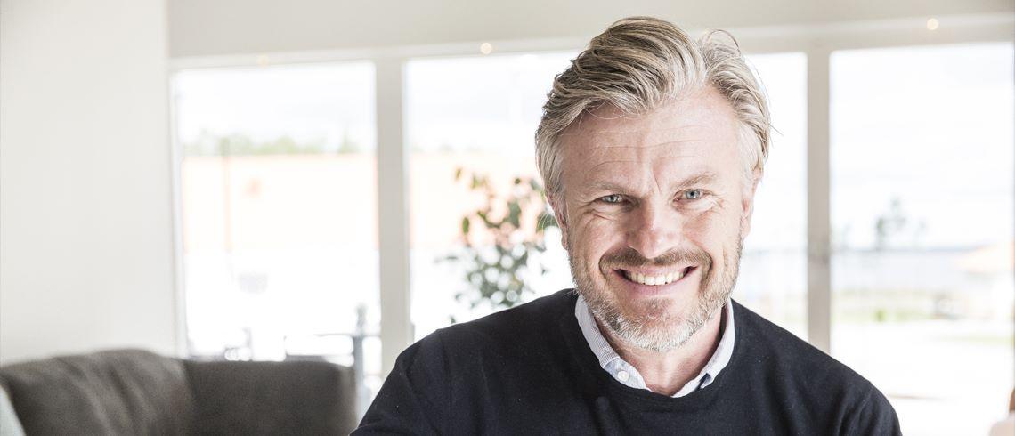 """Fastighetsprofilen Thomas Sandell: """"Var inte så fega, alla behöver inte göra lika"""""""