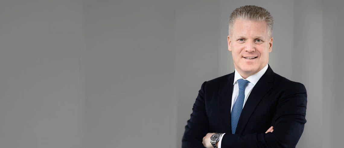 """Fastighetsprofilen Daniel Gorosch: """"Vi uppnådde visionen att vara en av de bästa i våra marknader"""""""