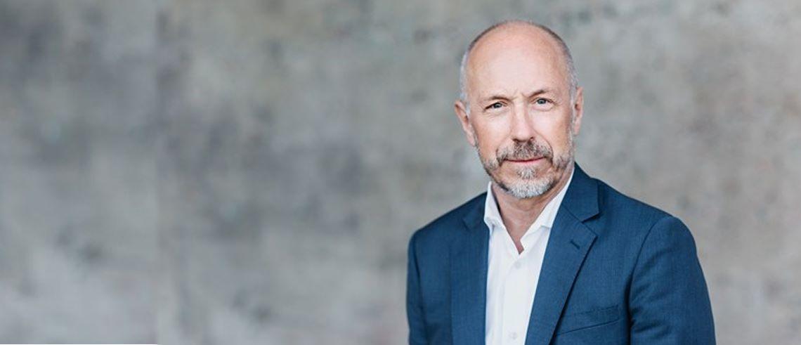 """Fastighetsprofilen Johan Castwall: """"Det är naturligt att det blir en debatt om hur och var man ska bygga, den kommer alltid att finnas"""""""