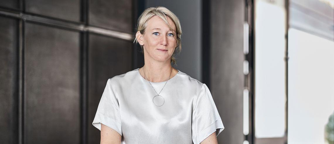 """Fastighetsprofilen Åsa Kallstenius: """"Tänk större, lyft blicken och se sammanhanget"""""""