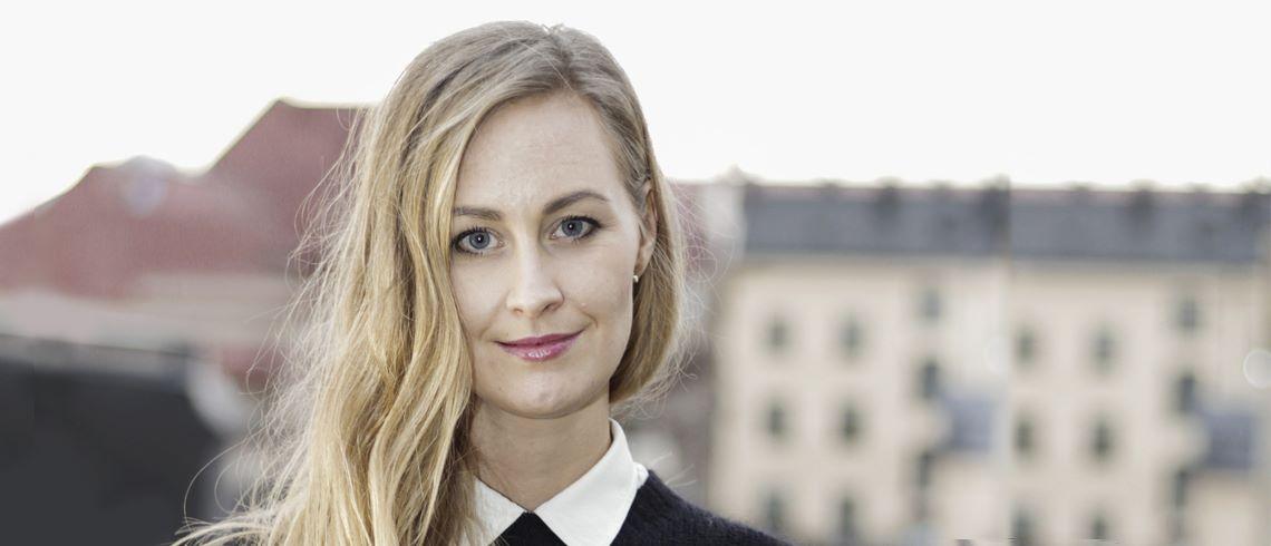 """Fastighetsprofilen: Elin Andersdotter Fabre: """"Vi är inte astronauter, varför tittar vi på städer från ovan?"""""""