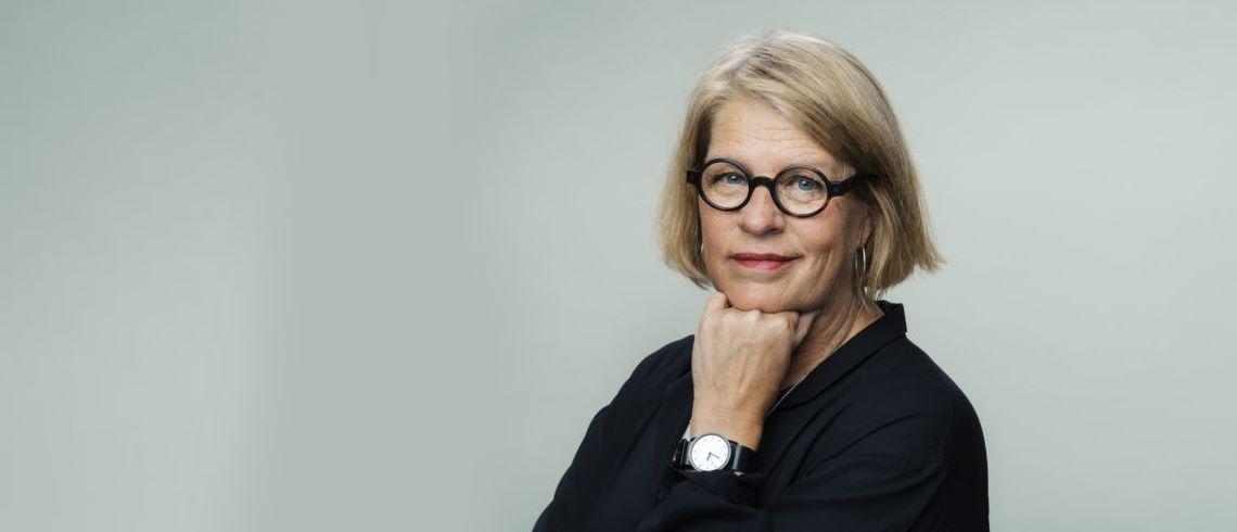 """Fastighetsprofilen Monica von Schmalensee: """"Arkitektur är ingen enmansshow"""""""