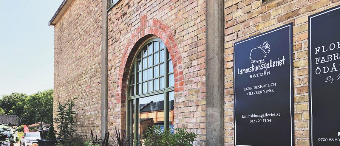 Så finansierades renoveringen av den gamla spritfabriken på Tessin