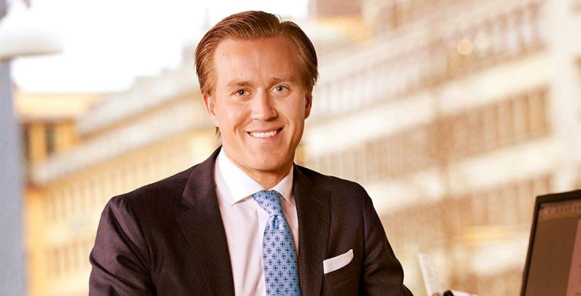 """Fastighetsprofilen Jakob Pettersson: """"Det största misstaget du kan göra över tid är att inte vara exponerad"""""""