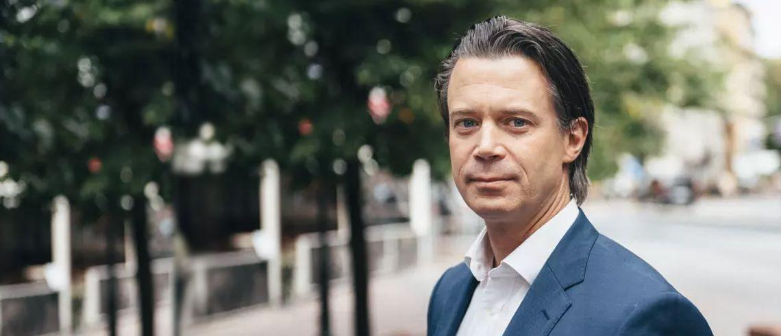"""Fastighetsprofilen Magnus Svantegård: """"Uthållighet ger långsiktiga resultat"""""""