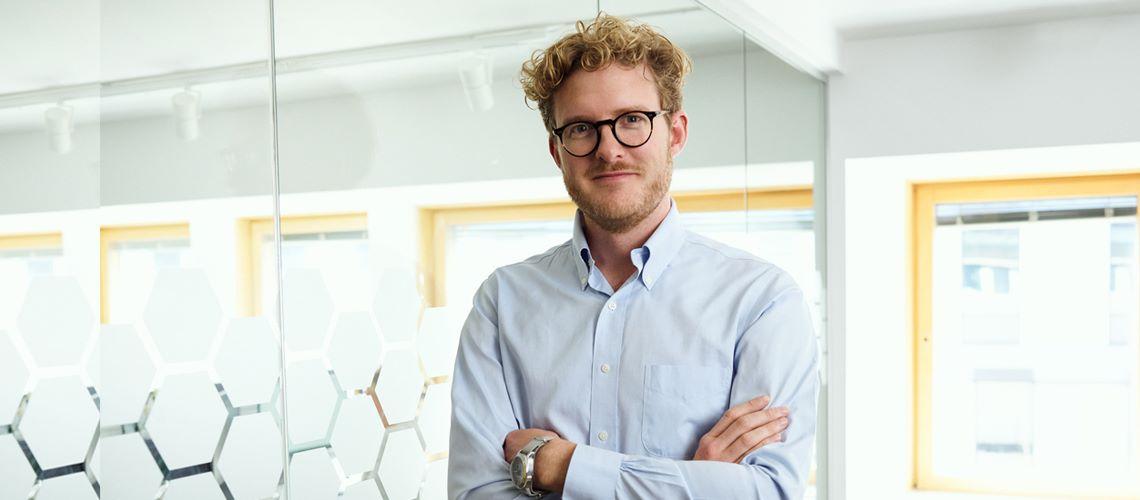 """Fastighetsprofilen Jonas Björkman: """"Idag har vi en helt annan produkt"""""""
