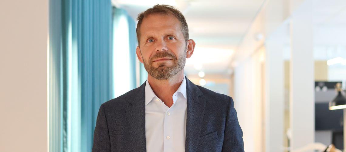 "Fastighetsprofilen Svante Jernberg: ""Det har inte varit en spikrak resa"""